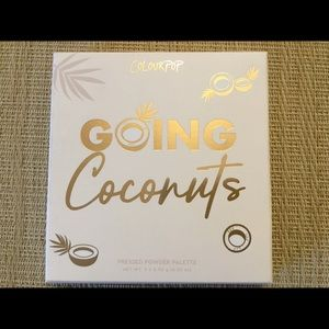 Colourpop Makeup - 🎄New 2019 ColourPop Going Coconuts Palette